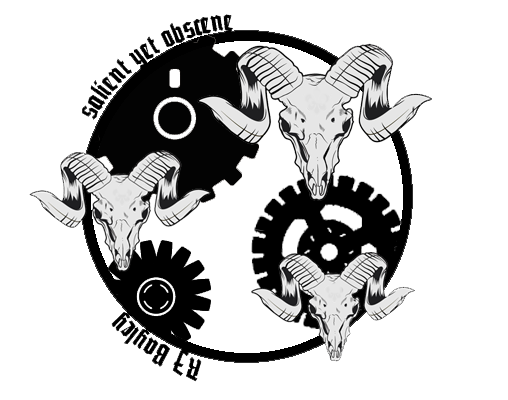 Goats In The Machine logo