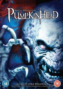 Pumpkinhead DVD cover