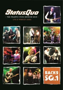 Status Quo - the Frantic Four Reunion 2013