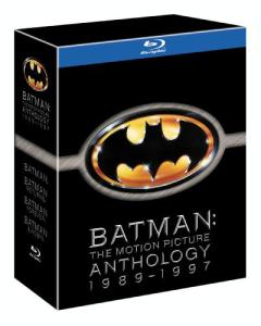 Batman blu ray box set