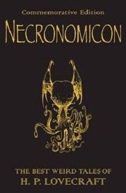 HP Lovecraft Necronomicon