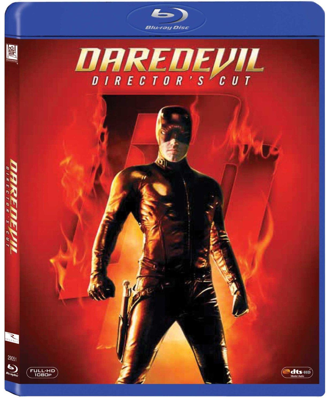 Marvel Vs. DC Movie Mash-Up part 10.5: Daredevil (w ...
