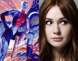 Did you know that Karen Gillan is in Guardians of the Galaxy?