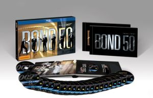 Buy this and you've got all the Bond songs you could want